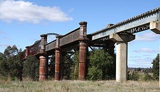 Blayney–Demondrille railway line