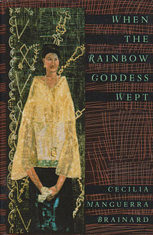 Cover When the Rainbow Goddess Wept.