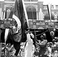 Raising the flag over Port Said.jpg