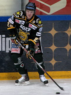 Toni Rajala Finnish ice hockey player