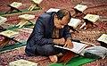 Ramadan 1439 AH, Qur'an reading at Razavi Mosque, Isfahan - 27 May 2018 21.jpg