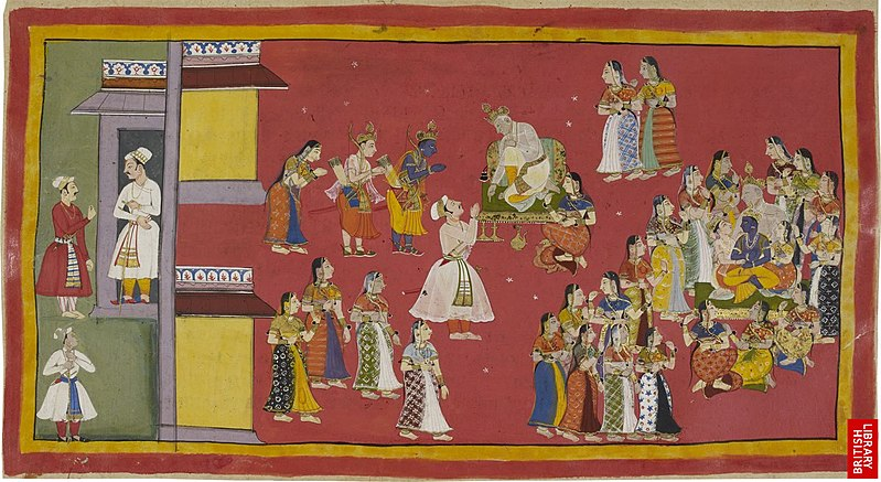 File:Ramayana - Pages 9 and 10.jpg