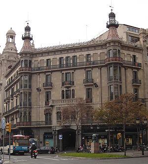 Josep Vilaseca i Casanovas - Casa Pia Batlló