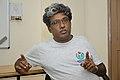 Rangan Datta Talks - West Bengal Wikimedians Strategy Meetup - Kolkata 2017-08-06 1699.JPG