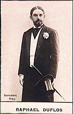 Raphaël Duflos