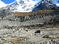 Rathong Glacier from Dzongri La (pass).jpg
