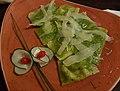 Ravioli di burrata a un restaurant italià de Xàbia.jpg