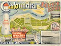 Real estate map of Bulcock Estate, Caloundra, 1917 (25793073054).jpg