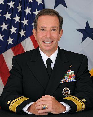 Paul Becker (admiral) - Becker in September 2013