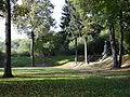 Redoubt 56 - contemporary ramparts and moat - 03.jpg