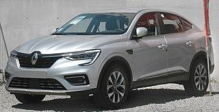 Renault Arkana Motor vehicle