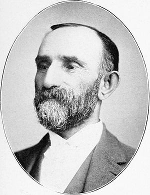 Otto Mears - Otto Mears in 1902