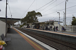 Reservoir railway station railway station in Reservoir, Melbourne, Victoria, Australia