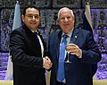 Reuven Rivlin and his wife held an official dinner in honor of the President of Guatemala and his wife (5641).jpg