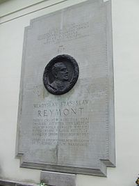 Reymont grave.JPG