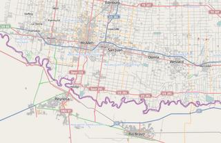 Reynosa–McAllen metropolitan area Metropolitan area