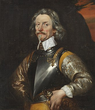 Rhoda Delaval - Image: Rhoda Delaval, Sir Jacob Astley, 1st Baron Astley of Reading, Seaton Delaval, Northumberland, National Trust