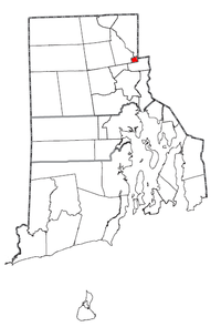 Rhode Island Municipalities Central Falls Highlighted.png