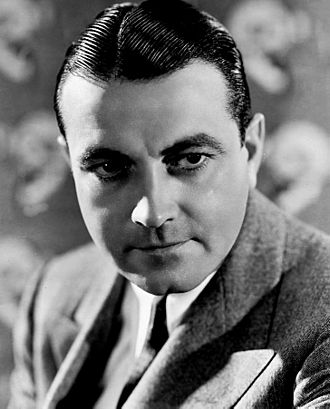Richard Barthelmess - Publicity photo of Barthelmess for A Modern Hero (1934)