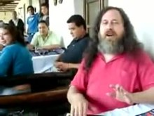 Fájl:Richard Stallman sings the Free Software Song.webm
