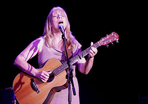 Rickie Lee Jones - Jones in concert