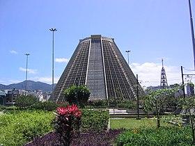 Image illustrative de l'article Cathédrale Saint-Sébastien de Rio de Janeiro