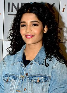 Ritika Singh at the launch of the short film I Am Sorry.jpg