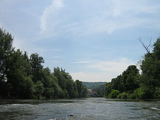 Visoko - River Bosna