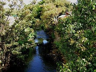 River Dove, Barnsley river in the United Kingdom