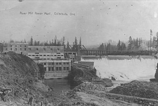 River Mill Hydroelectric Project