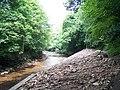 Riverbank Repairs, River Don, Oughtibridge - geograph.org.uk - 1293073.jpg