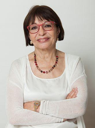 Rivka Michaeli - Rivka Michaeli, May 2016