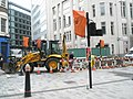 Roadworks in Cannon Street - geograph.org.uk - 881731.jpg