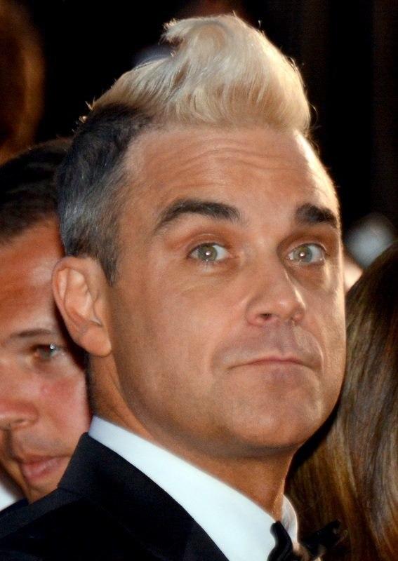 Robbie Williams Cannes 2015