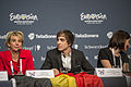 Roberto Bellarosa, ESC2013 press conference 01.jpg
