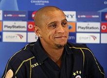 Roberto Carlos ai tempi della sua militanza nel Fenerbahçe