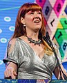 Robin Hunicke at the 2018 GDC Awards (40249061454).jpg