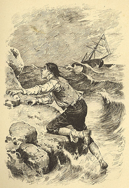 Robinson Crusoe Shipwrecked