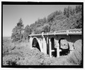 Rocky Creek Bridge, Spanning Rocky Creek on Oregon Coast Highway (U.S. Route 101), Depoe Bay, Lincoln County, OR HAER OR-111-19.tif