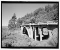 Rocky Creek Bridge, Spanning Rocky Creek on Oregon Coast Highway (U.S. Route 101), Depoe Bay, Lincoln County, OR HAER OR-111-19.tif