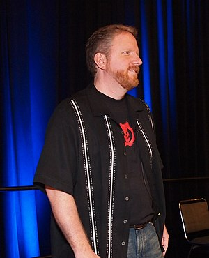 Rod Fergusson - Fergusson at the 2011 Game Developers Conference