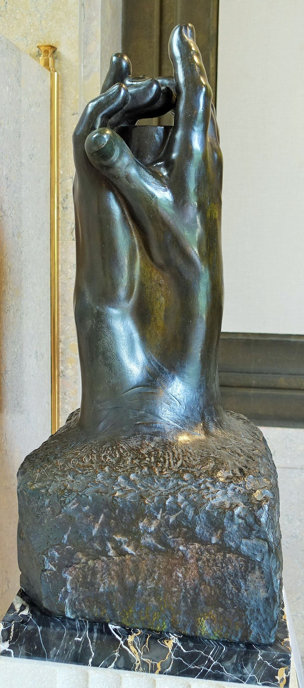 The Secret by Auguste Rodin