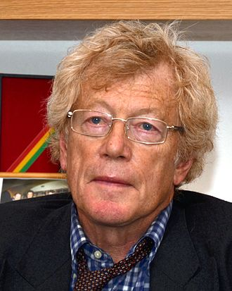 Peace and conflict studies - Image: Roger Scruton (2015), Prague