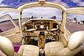 Rolls-Royce style. Cockpit.Yak-18t. (4660762018).jpg