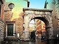 Roma Esquilino chiesa dei Santi Vito e Modesto Arco di Galieno.jpg