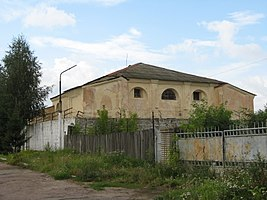 Roman-Catholic church of St. Peter and Paul (Babrujsk, modern condition).JPG