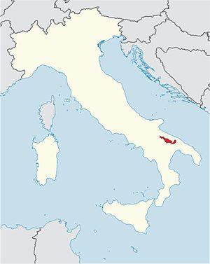 Roman Catholic Diocese of Altamura-Gravina-Acquaviva delle Fonti - Image: Roman Catholic Diocese of Altamura in Italy
