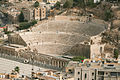 Roman theater in Amman, Jordan1.jpg