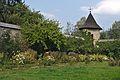 Romania Mănăstirea Moldovița Garden Wall.jpg