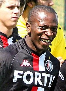 Romeo Castelen Dutch footballer